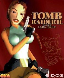 Tomb Raider II - The Dagger of Xian Deutsche  Texte, Menüs, Videos, Stimmen / Sprachausgabe Cover
