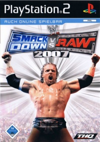WWE SmackDown vs. RAW 2007 (PS2, XBox 360) Cover.jpg